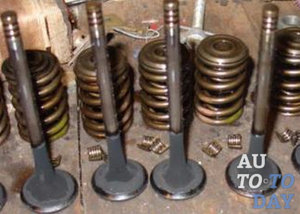 Клапаны двигателя