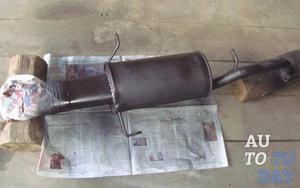 10631.nxvpoo.300 - Термостойкая краска для выхлопной системы