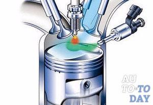Инжекторная система подачи топлива