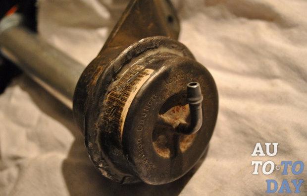 Клапан для турбины своими руками