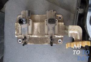 Клапан управления заслонками впускного коллектора