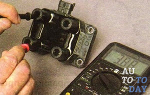 Проверка модуля зажигания