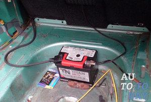 Дополнительный аккумулятор