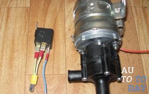 Дополнительный насос в системе отопления