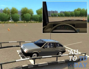 Игры для обучения вождению