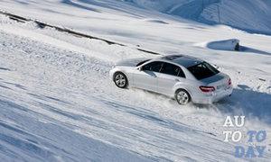 Авто в зимнее время