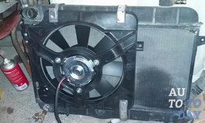 Проверка вентилятора радиатора