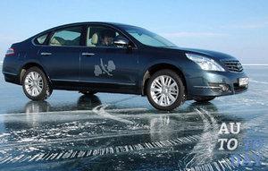 Торможение на льду