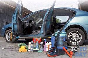 Подготовка авто к продаже