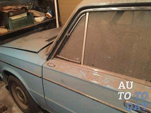 Пыльное авто