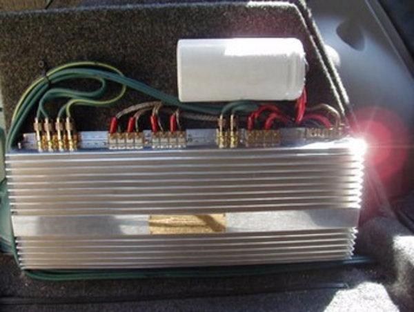 Усилитель звука своими руками для авто простейшая схема фото 589