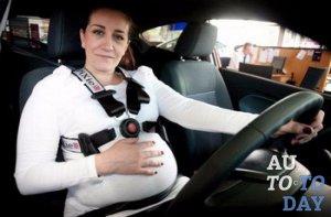 Ремень для беременных
