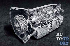 AMG Speedshift