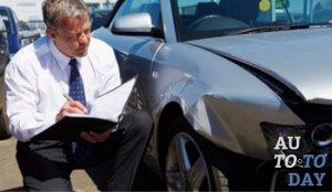 Судебная экспертиза автомобиля после ремонта