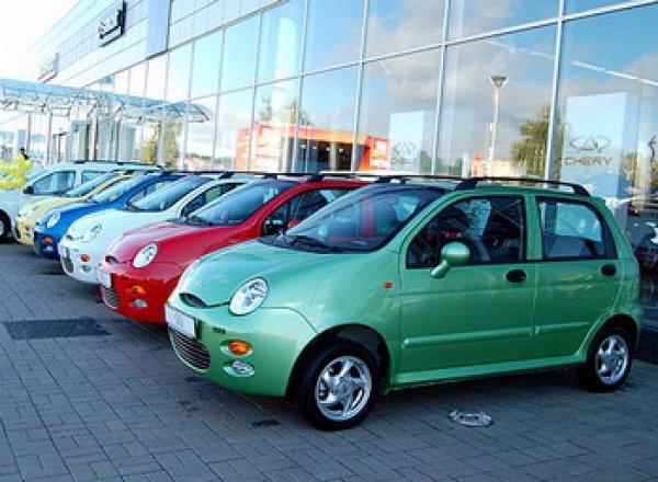 Купить в кредит новый автомобиль украина