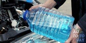 Можно ли в антифриз добавлять воду