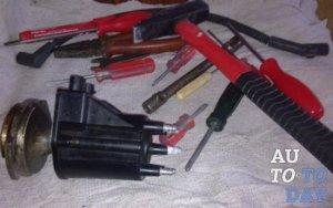 Инструменты для ремонта трамблера