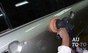Как убрать шагрень после покраски авто? Несколько способов на ... | 181x300