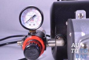 Давление в компрессоре