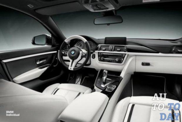 BMW 4-Series Gran Coupe прошел модернизацию