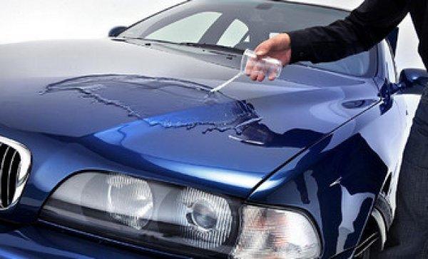 нано керамическое покрытие автомобиля тойота