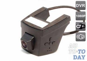 Видеорегистратор со скрытыми камерами