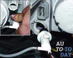 27169.ofr0cc.300 - Устройство и ремонт гидрокорректора фар на Lada Samara