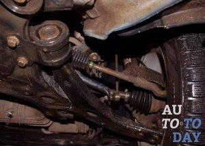 последствия пробивки катализатора на форд мондео3 автомобиле #9