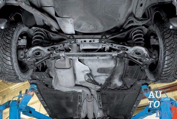 Модернизация: подвеска | GAZ24.RU