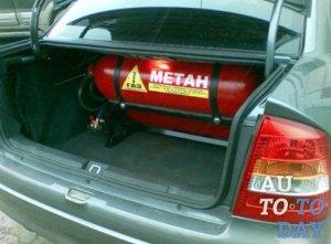 Чем отличается метан от пропана
