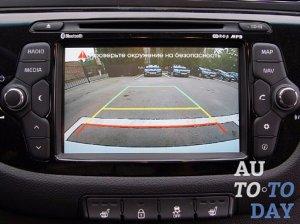 Схема установки камеры заднего фото 999