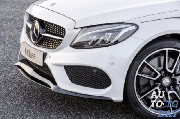 Семейство Mercedes-Benz C-Class получило спортивные аксессуары