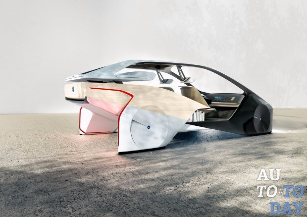 БМВ поведала про HoloActive Touch ипоказала прототип автомобиля будущего