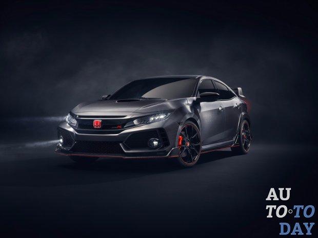 Новая Хонда Civic Type Rпоявится впродаже летом
