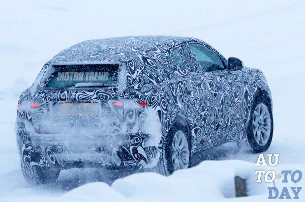 Ягуар E-Pace будет сделан набазе Range Rover Evoque