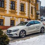 Тест-драйв Mercedes-Benz A-Class: Диктующий правила
