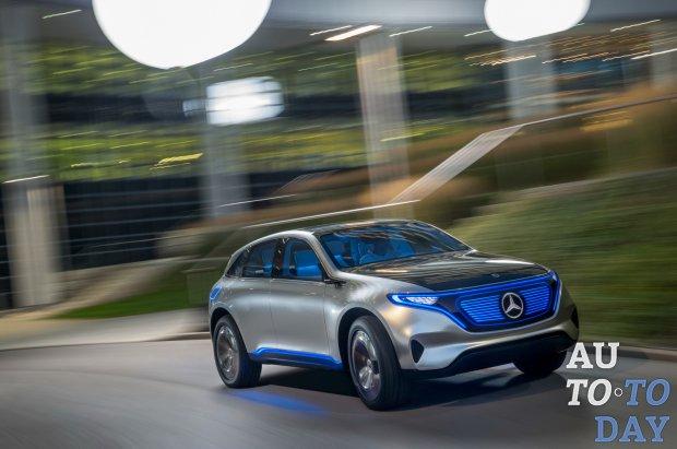 Mercedes переориентирует свой немецкий завод на выпуск электромобилей