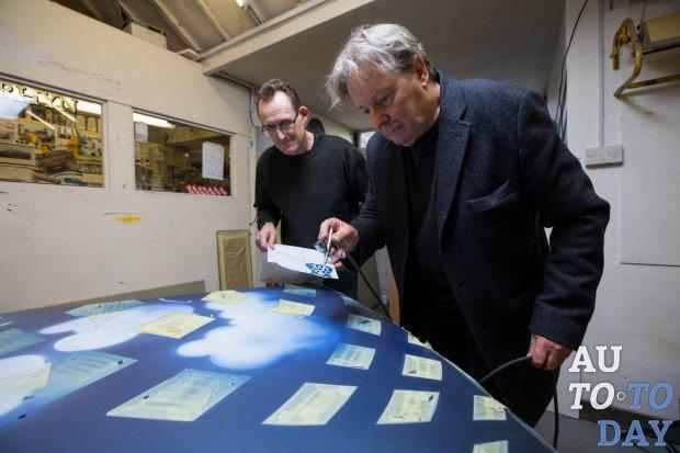 Роллс Ройс представит девять коллекционных моделей Wraith