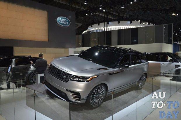 Эстрадная певица Элли Голдинг снялась врекламе нового Range Rover Velar