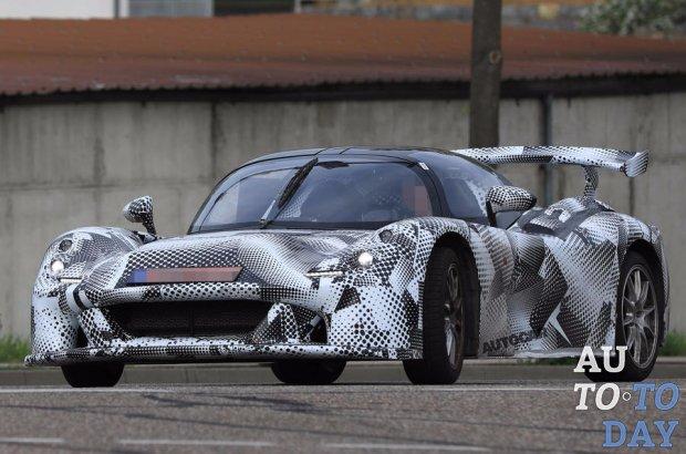 Gian Paolo Dallara выпускает новый суперкар