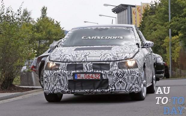 Новый Фольксваген Polo GTI получит мотор на200 сил
