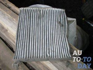 Салонный фильтр: угольный или обычный