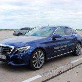 Экспресс-тест гибридных Mercedes-Benz: Заряжай, и поехали!
