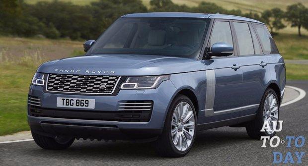 Наобновленные Range Rover иRange Rover Sport назвали российские цены