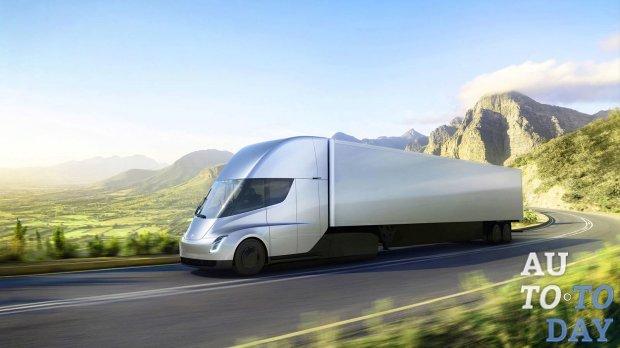 Дальнобойщиков не тревожит мощность Tesla Semi— специалист