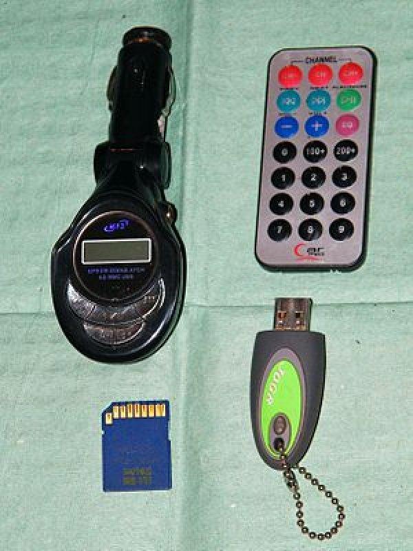 Подключение Fm Модулятора К Блоку Питания Компьютера