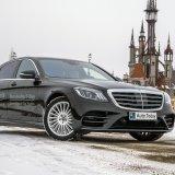 Тест-драйв обновленного Mercedes-Benz S-Class: Классики и современники