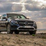 Тест-драйв Mercedes-Benz GLC Coupe: Крутая идея