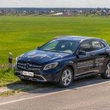 Тест-драйв обновленного Mercedes-Benz GLA: Взрослые изменения