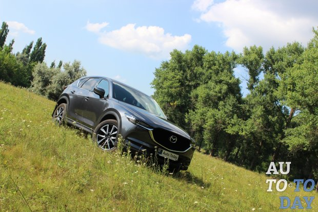 Путешествие с Mazda CX-5 Diesel: По ту сторону ралли